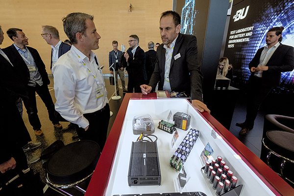 batteries Trade Fair and Show - Energy Storage (ess) replace existing conventional plants