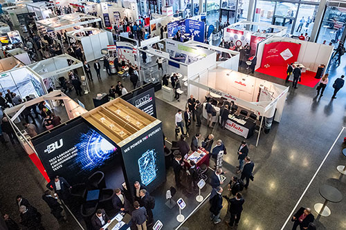 Energy Storage event and expo - batteries from China, europe, USA
